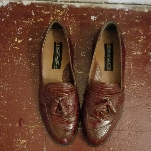 Stacy Adams Shoes | Genuine Snakeskin